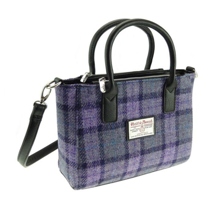 Brora Harris Tweed Bag